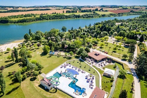 Glamping Dordogne Camping Lac de Thoux