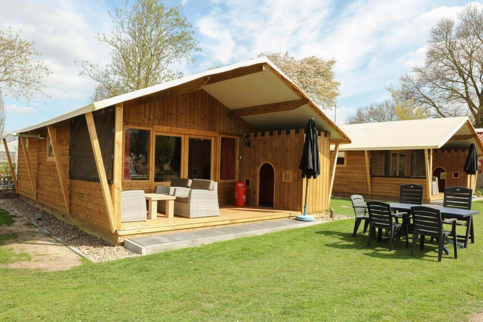 Sprookjescamping Nederland glamping